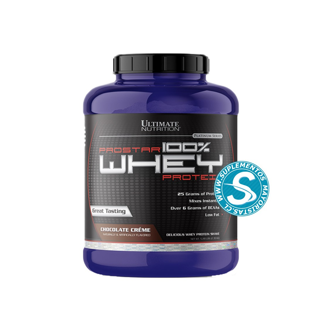 ProStar 100% Whey Protein 5 lbs - Ultimate Nutrition